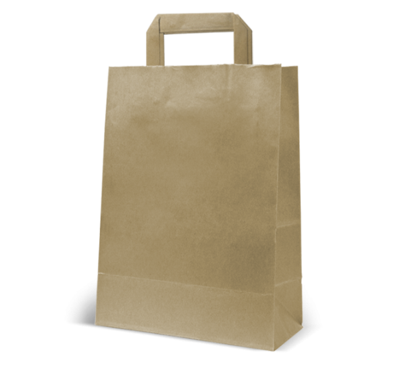 "Papier-Tasche ""Uni"" 22 x 36 cm"