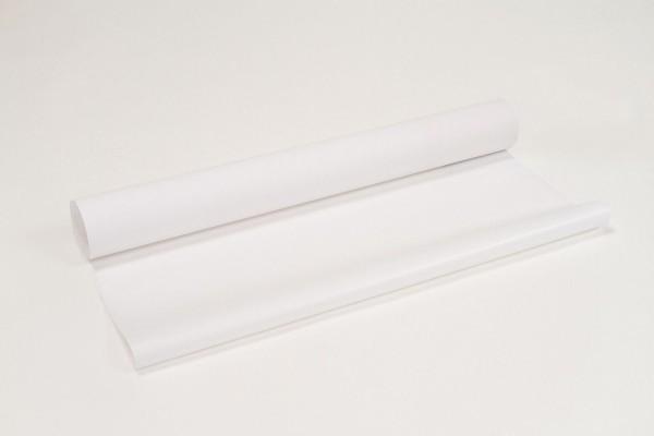"Seidenpapier ""Weiß"" 50 x 75 cm"