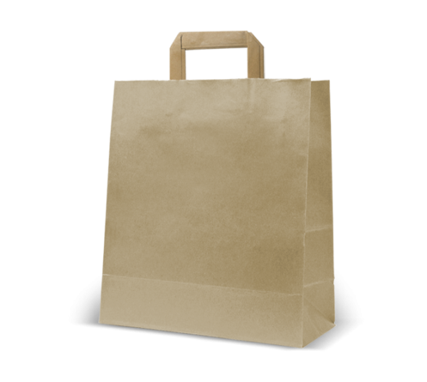 "Papier-Tasche ""Uni"" 32 x 40 cm"