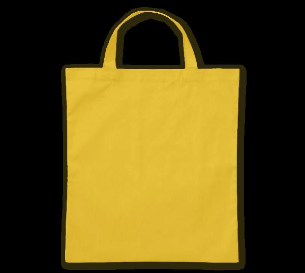 "Baumwoll-Tasche ""Colour"" 38 x 42 cm"
