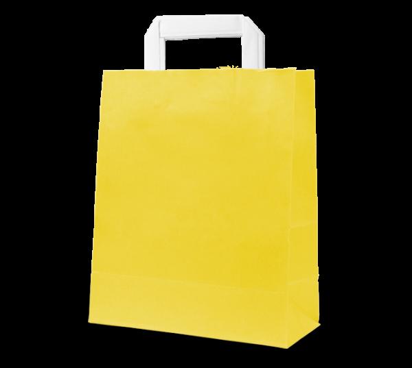 """Papier-Tasche """"Colour"""" 22 x 28 cm"""