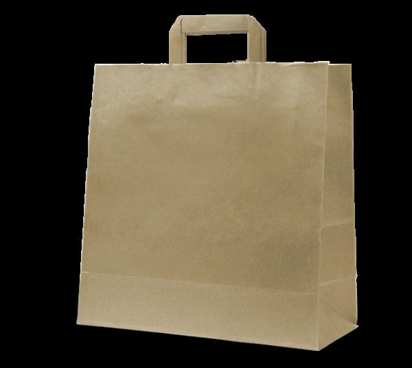 "Papier-Tasche ""Uni"" 45 x 47 cm"