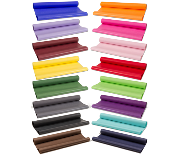 """Seidenpapier """"Colour"""" 50 x 75 cm"""