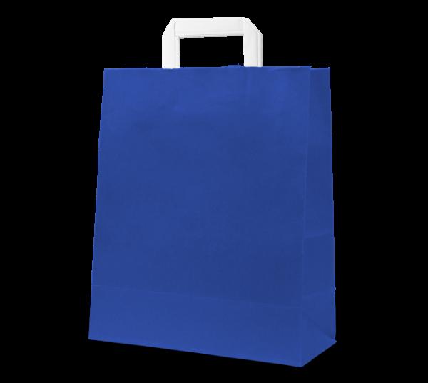"""Papier-Tasche """"Colour"""" 32 x 40 cm"""