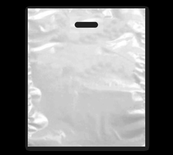 """DKT-Tasche """"Transparent"""" 38 x 45 cm"""