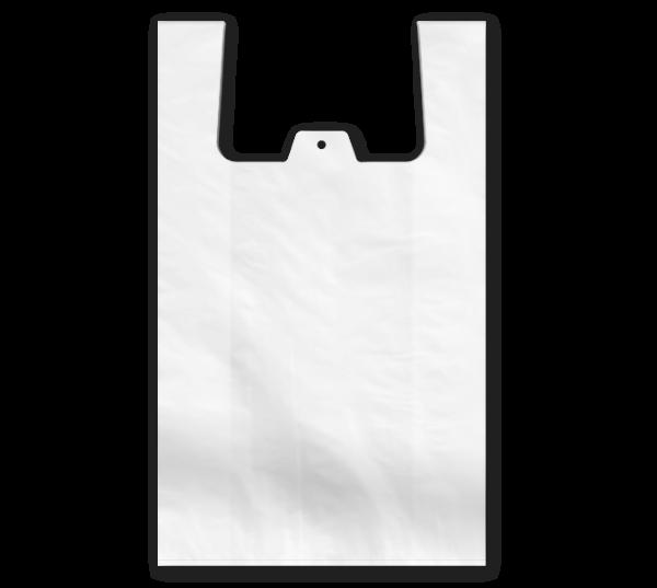 """Hemdchen-Tasche """"Weiß"""" 28 x 48 cm"""