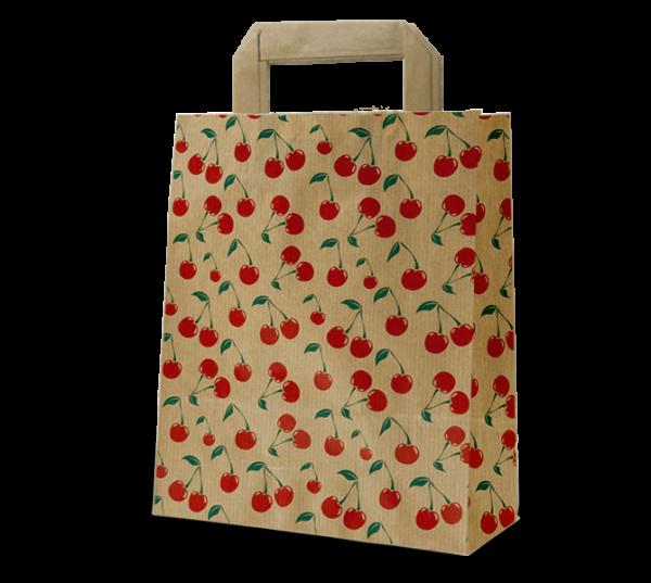 """Papier-Tasche """"Cherry"""""""