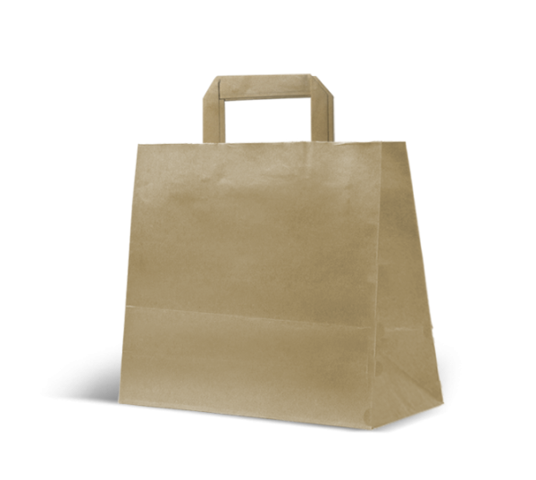 """Papier-Tasche """"Uni"""" Gastro"""