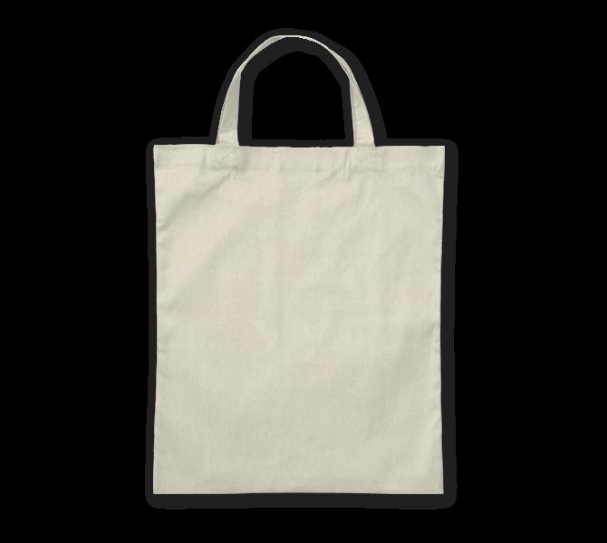 Baumwoll-Tasche 22 x 26 cm