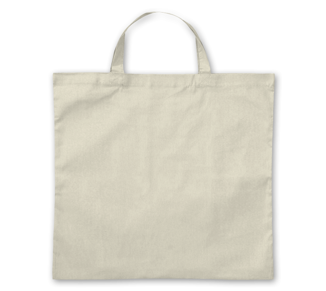 Baumwoll-Tasche 50 x 50 cm