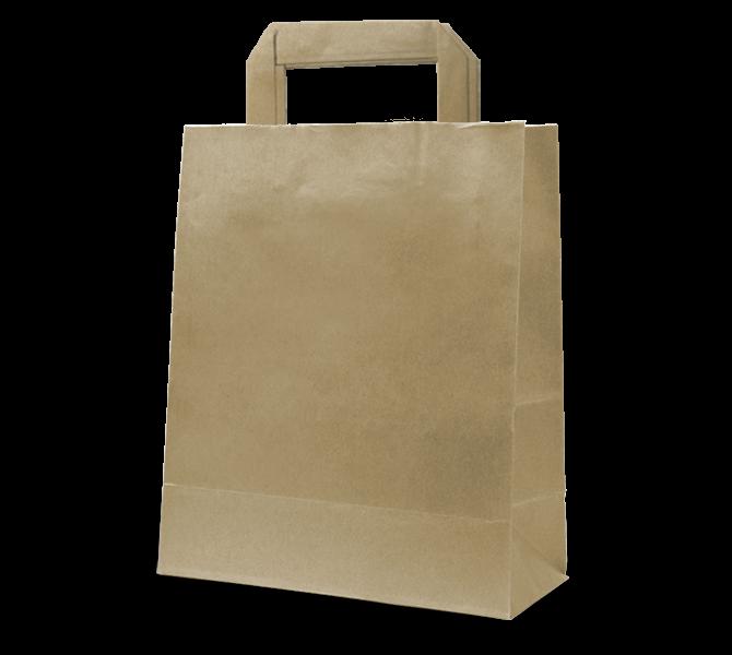 Papier-Tasche
