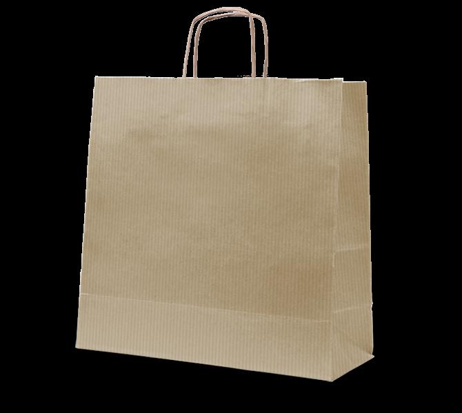 Papierkordel-Tasche